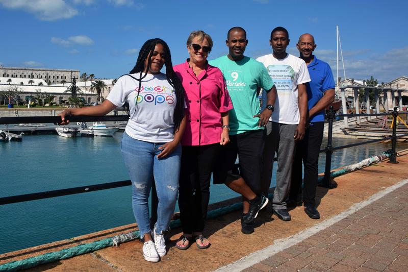 vendors Bermuda May 15 2018