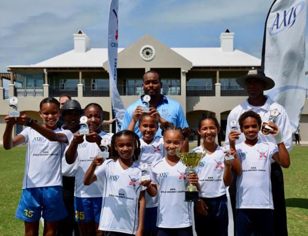 Axis Girls Primary Cricket Bermuda June 2018 (1)