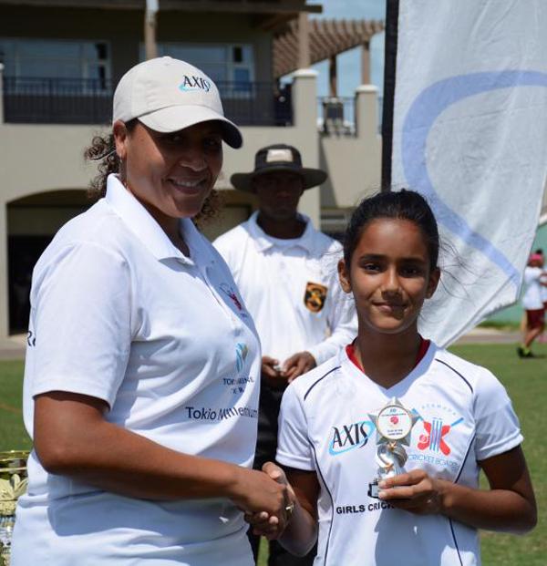 Axis Girls Primary Cricket Bermuda June 2018 (4)