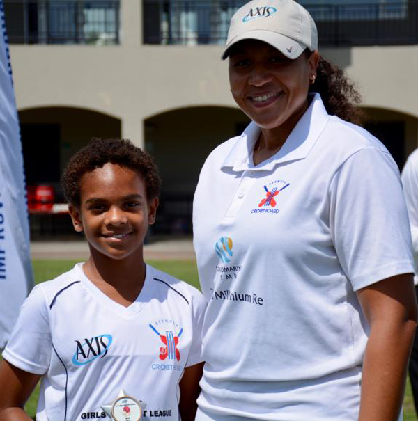 Axis Girls Primary Cricket Bermuda June 2018 (6)