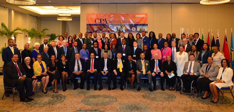 CPA Delegates Bermuda June 27 2018