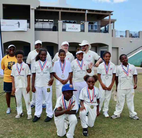 Cricket Bermuda June 11 2018 St. David's Warriors