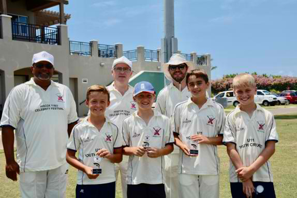 Cricket Bermuda June 11 2018 Warwick Academy Knights