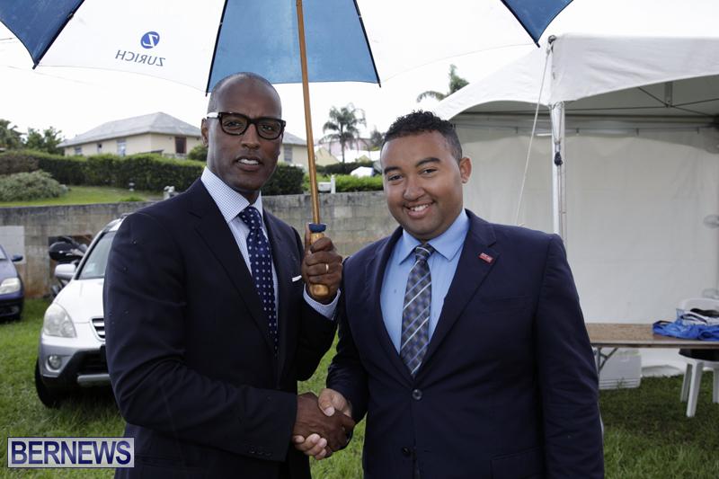 Dickinson and Mathias  Bermuda June 2018