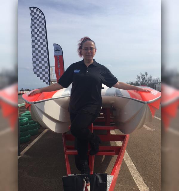 Kim McCallan Bermuda June 27 2018