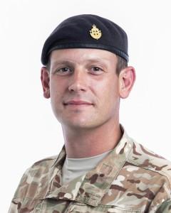 Major Ben Beasley Bermuda June 8 2018