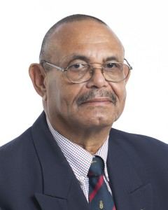 Major [Ret] Leslie Lowe Bermuda June 8 2018