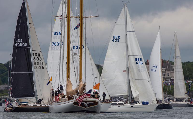 Newport Bermuda Race June 15 2018 (1)