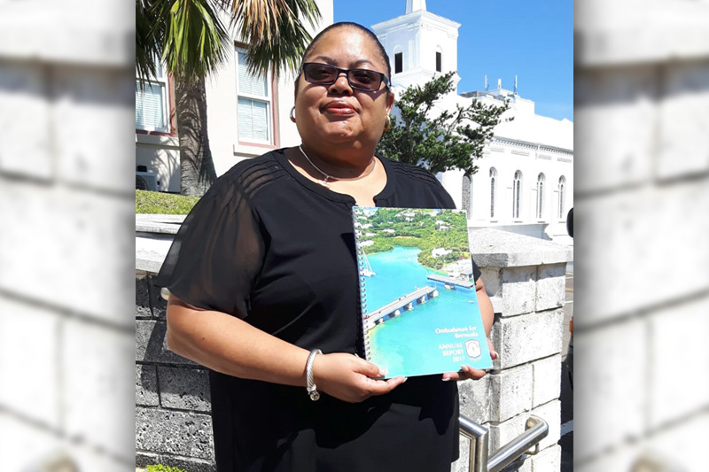 Ombudsman at the House of Assembly June 2018 (1)