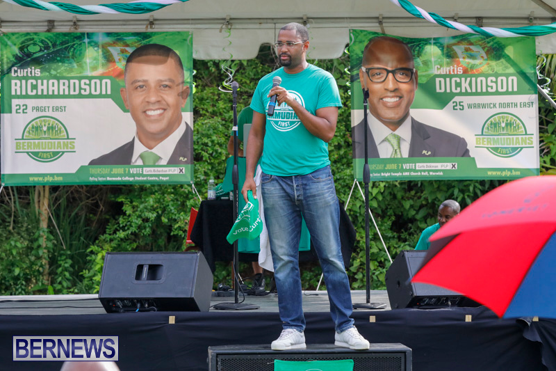 PLP-Paget-Warwick-By-Election-Rally-Bermuda-June-3-2018-9159