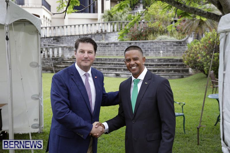 Pearman and Richardson Bermuda June 2018