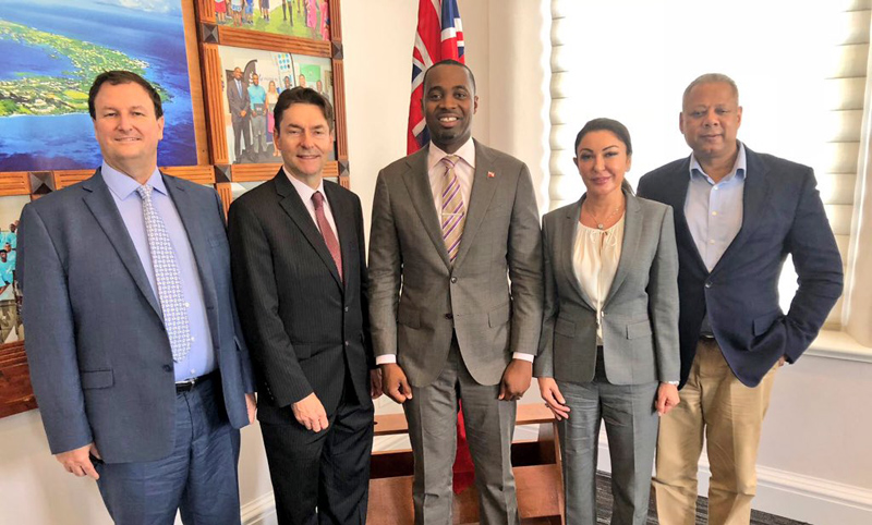 Premier David Burt Bermuda June 2018 (1)