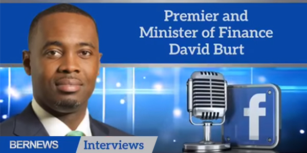 Premier David Burt Interview TC Bermuda June 14 2018 (1)