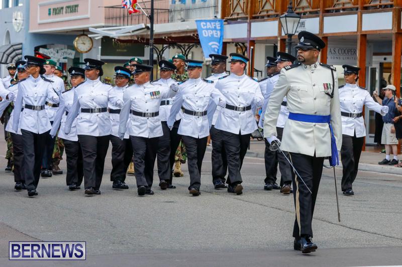 Queen's-Birthday-Parade-Bermuda-June-9-2018-0022