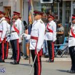 Queen's Birthday Parade Bermuda, June 9 2018-9877