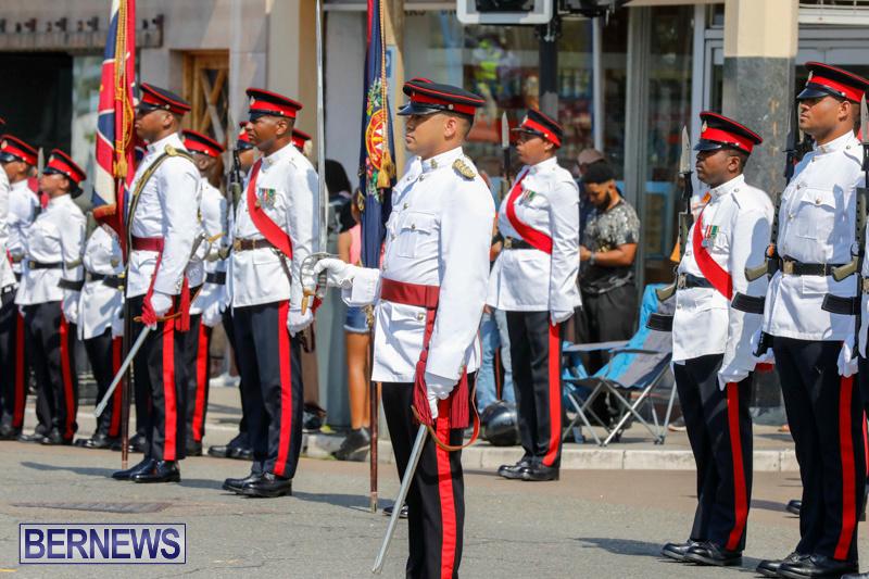 Queen's-Birthday-Parade-Bermuda-June-9-2018-9877