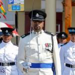 Queen's Birthday Parade Bermuda, June 9 2018-9878