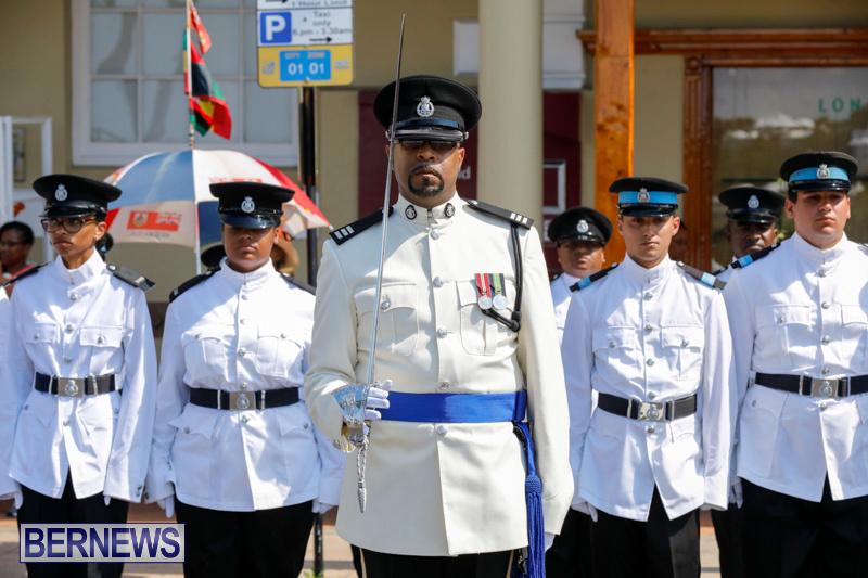 Queen's-Birthday-Parade-Bermuda-June-9-2018-9879