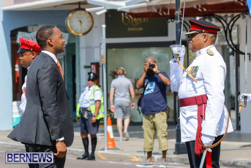 Queen's-Birthday-Parade-Bermuda-June-9-2018-9888