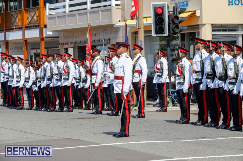 Queen's-Birthday-Parade-Bermuda-June-9-2018-9890