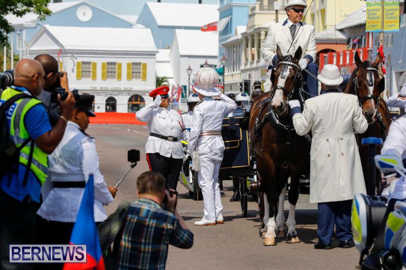 Queen's-Birthday-Parade-Bermuda-June-9-2018-9906