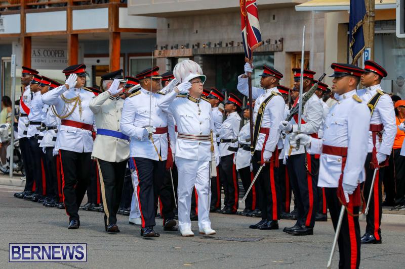 Queen's-Birthday-Parade-Bermuda-June-9-2018-9911