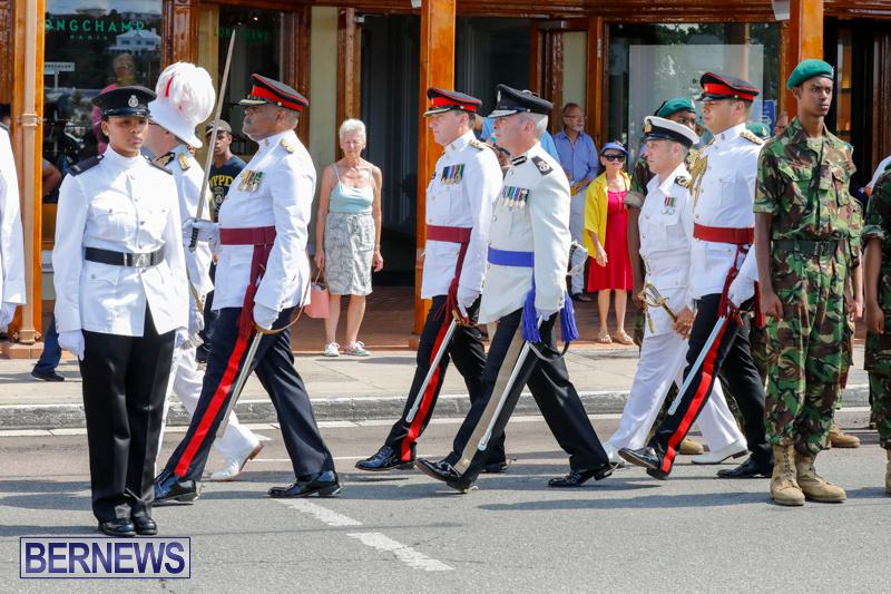 Queen's-Birthday-Parade-Bermuda-June-9-2018-9931