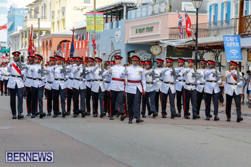Queen's-Birthday-Parade-Bermuda-June-9-2018-9952