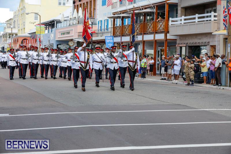 Queen's-Birthday-Parade-Bermuda-June-9-2018-9976