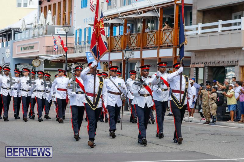 Queen's-Birthday-Parade-Bermuda-June-9-2018-9980
