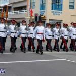 Queen's Birthday Parade Bermuda, June 9 2018-9992