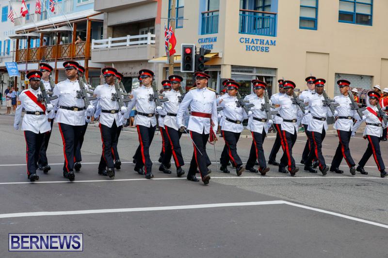 Queen's-Birthday-Parade-Bermuda-June-9-2018-9992