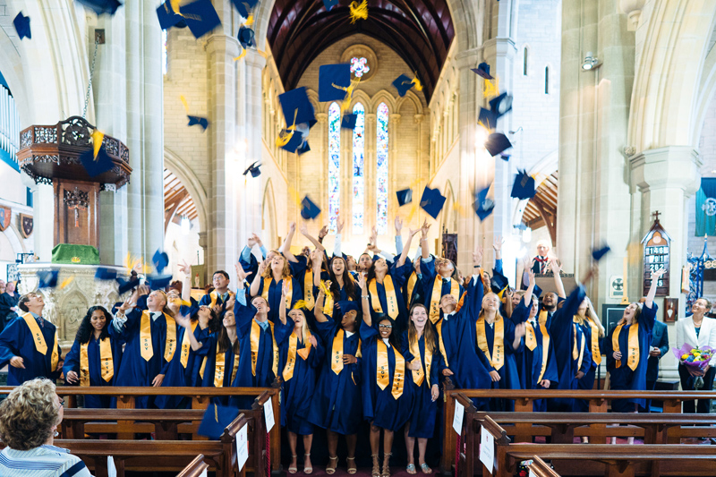 Saltus Graduation Bermuda June 2018