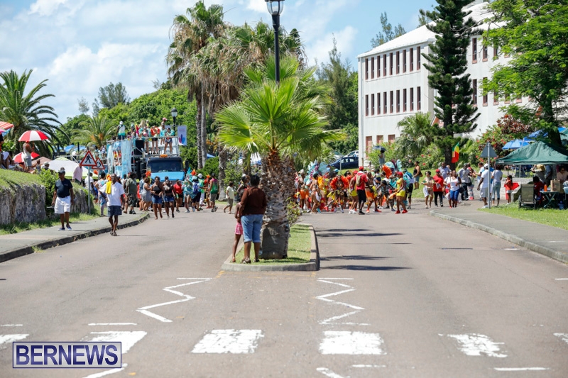 Second-Lap-Bermuda-Heroes-Weekend-Parade-of-Bands-June-18-2018-4964
