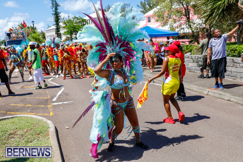 Second-Lap-Bermuda-Heroes-Weekend-Parade-of-Bands-June-18-2018-4984