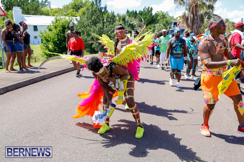 Second-Lap-Bermuda-Heroes-Weekend-Parade-of-Bands-June-18-2018-5026