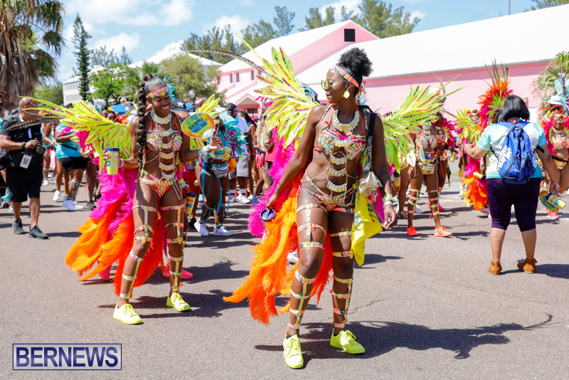 Second-Lap-Bermuda-Heroes-Weekend-Parade-of-Bands-June-18-2018-5029