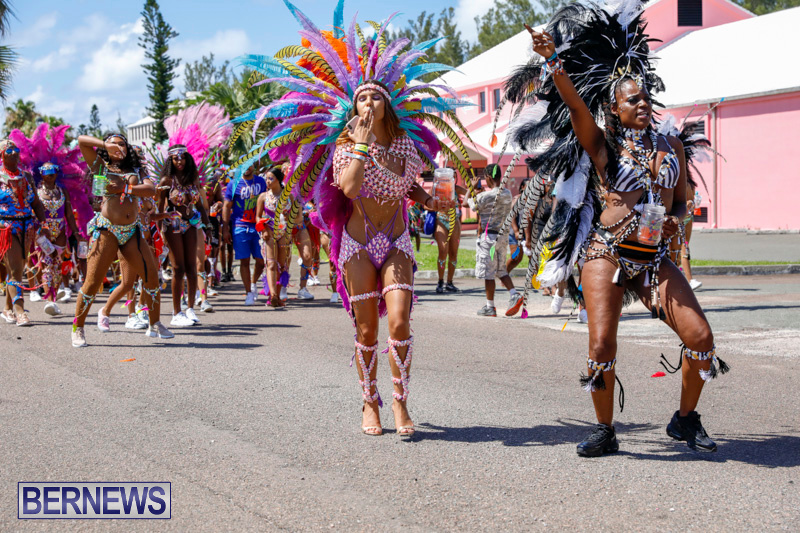 Second-Lap-Bermuda-Heroes-Weekend-Parade-of-Bands-June-18-2018-5252