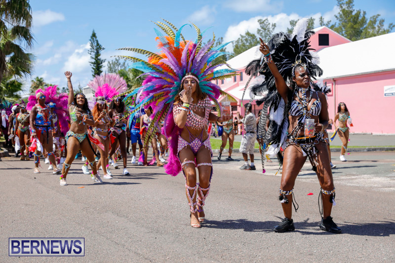 Second-Lap-Bermuda-Heroes-Weekend-Parade-of-Bands-June-18-2018-5253
