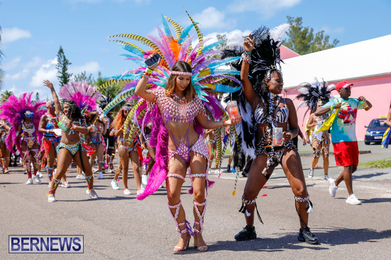 Second-Lap-Bermuda-Heroes-Weekend-Parade-of-Bands-June-18-2018-5258