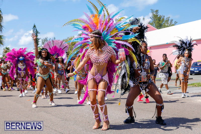 Second-Lap-Bermuda-Heroes-Weekend-Parade-of-Bands-June-18-2018-5260