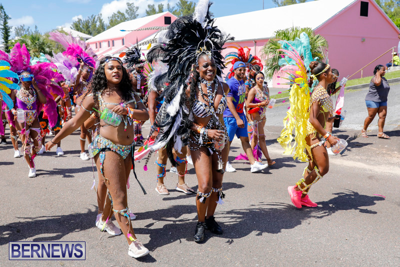Second-Lap-Bermuda-Heroes-Weekend-Parade-of-Bands-June-18-2018-5265