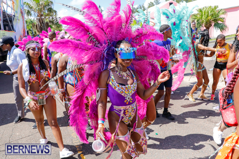 Second-Lap-Bermuda-Heroes-Weekend-Parade-of-Bands-June-18-2018-5284