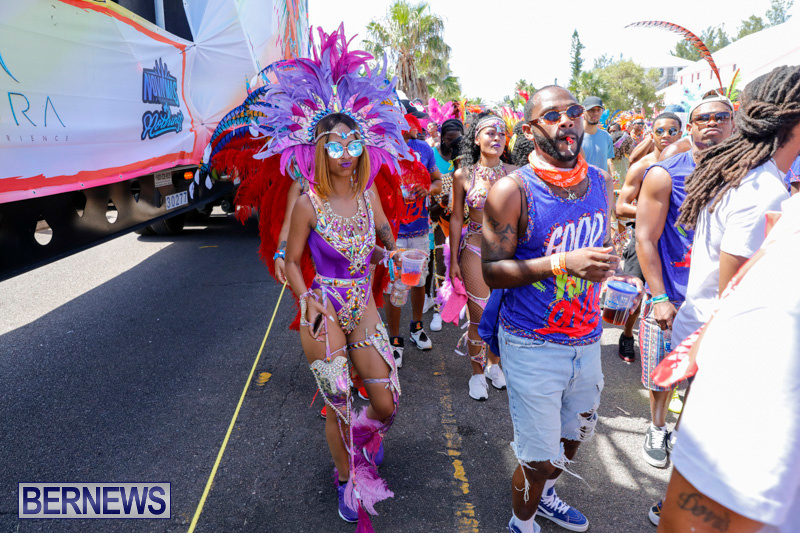 Second-Lap-Bermuda-Heroes-Weekend-Parade-of-Bands-June-18-2018-5295