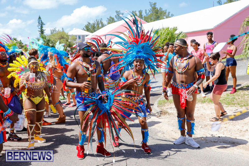 Second-Lap-Bermuda-Heroes-Weekend-Parade-of-Bands-June-18-2018-5372