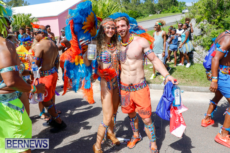 Second-Lap-Bermuda-Heroes-Weekend-Parade-of-Bands-June-18-2018-5394