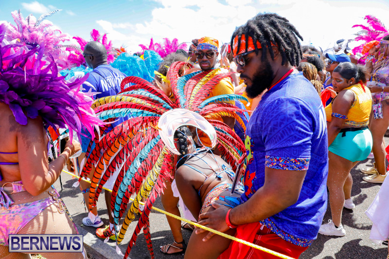 Second-Lap-Bermuda-Heroes-Weekend-Parade-of-Bands-June-18-2018-5421