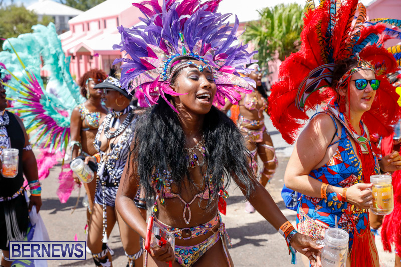 Second-Lap-Bermuda-Heroes-Weekend-Parade-of-Bands-June-18-2018-5428