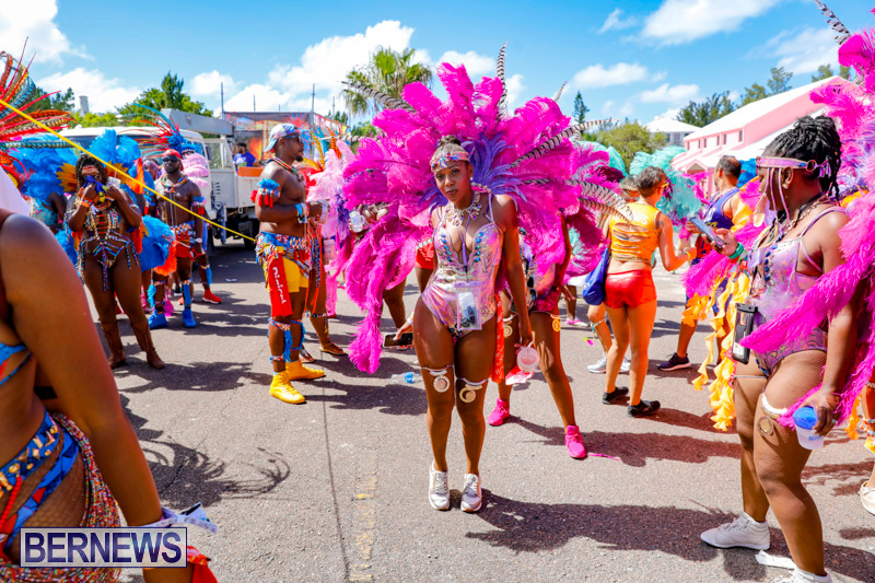 Second-Lap-Bermuda-Heroes-Weekend-Parade-of-Bands-June-18-2018-5490