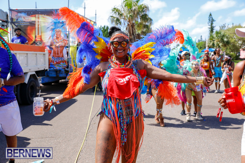 Second-Lap-Bermuda-Heroes-Weekend-Parade-of-Bands-June-18-2018-5502